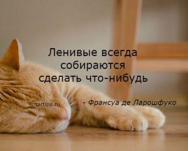 Цитаты Ларошфуко
