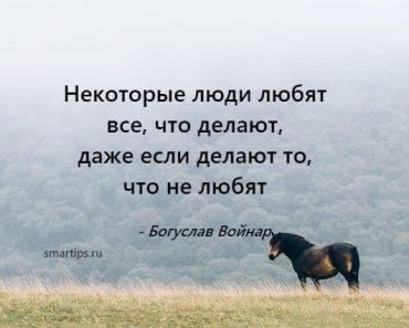 Цитаты Богуслав Войнар