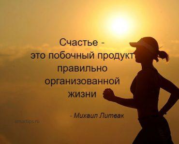 Цитаты Михаил Литвак