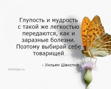 Цитаты Уильям Шекспир