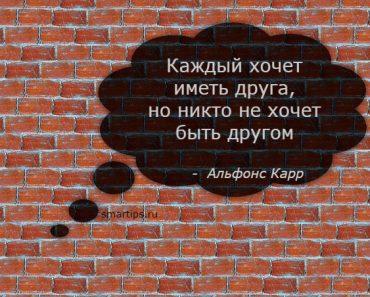 цитаты Альфонс Карр