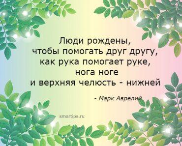 Цитаты Марк Аврелий