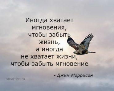Цитаты Джим Моррисон