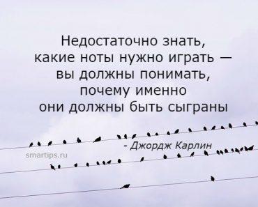 цитаты Джордж Карлин